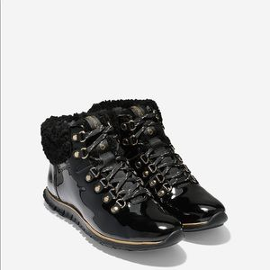 Cole Haan Never worn hike boots